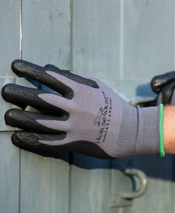 Coated Gloves Dot Grip 2pk