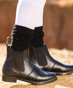 Horseware® Pull-on Short Riding Boot (Unisex)