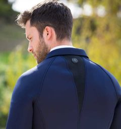 Horsewair Competition Jacket Men - Navy
