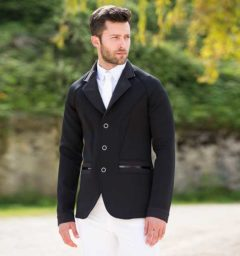 Horsewair Competition Jacket Men - Black
