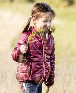 Reversible Kids Padded Jacket