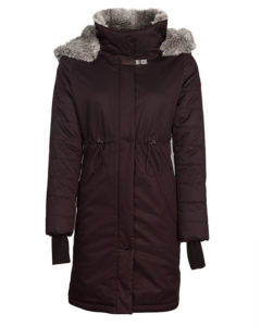 Lugano Long Lady Coat