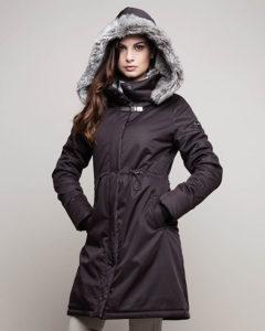 Lugano Long Lady Coat