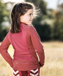 Girls Technical Layering Top