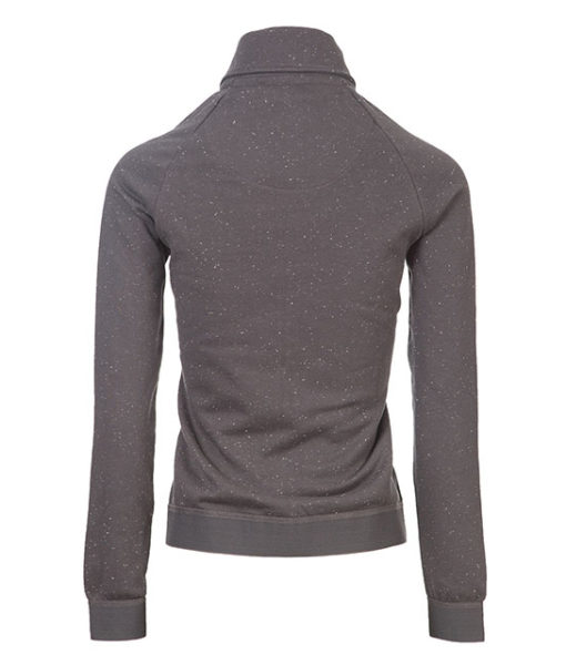 Ida High Neck Zip Top