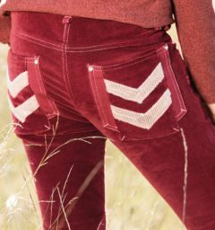 Kids Corduroy Breeches