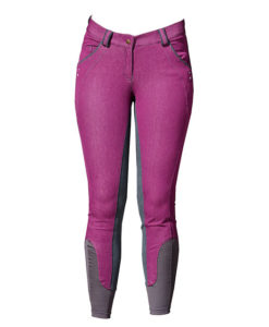 Denim Breeches Full Seat - Limited Edition