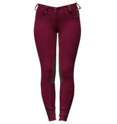 Adalie Knee Patch Ladies Winter Breeches - Limited Edition