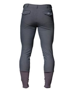 Mens Silicon Breeches Knee Patch