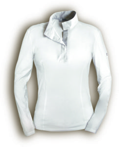 AA Free Button Ladies Long Sleeve Shirt
