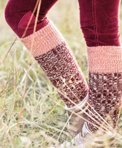 Winter Wooly Socks
