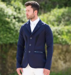 Men Horseware Competition Jacket