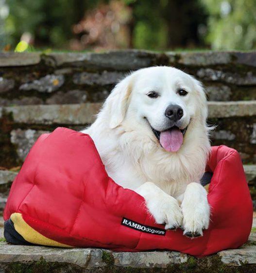 Rambo Dog Bed Fleece
