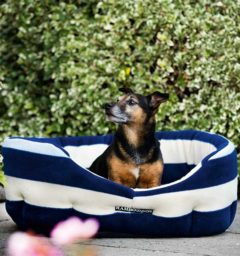 Rambo Dog Bed Fleece