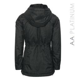Padova Technical Waterproof Jacket - Black