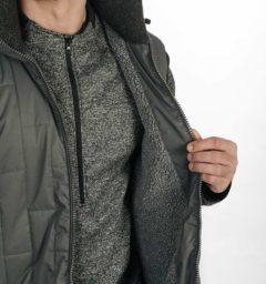 Finn Vest/Gilet Charcoal by Horseware