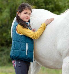 Kids Reversible Vest