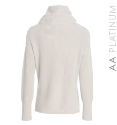 Cremosa Relaxed Sweater Coconut by Horseware
