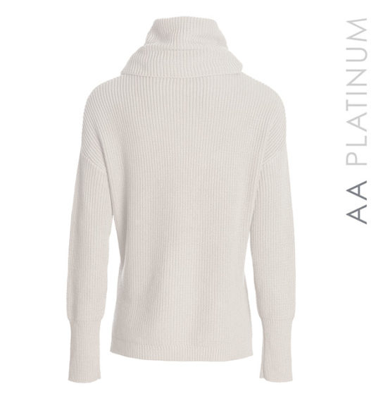 Cremosa Relaxed Sweater