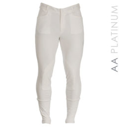 AA Mens Silicon Breeches white