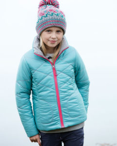 Reversible Kids Padded Jacket