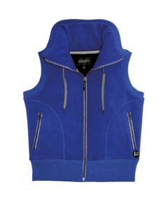 Hp Serena Fleece Gilet Royal Blue
