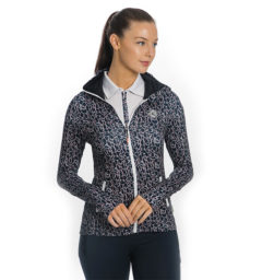Technical Full Zip Top
