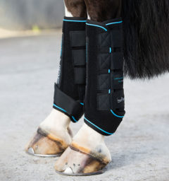 ICE-VIBE Boots - Black