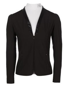 Ladies Collarless Competition Jacket by Horseware