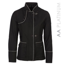 Imperia Waterproof Jacket Black