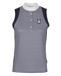 Lola Sleeveless Ladies Polo