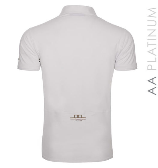 Technical Polo Shirt White