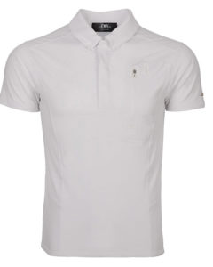 Technical Polo Shirt White