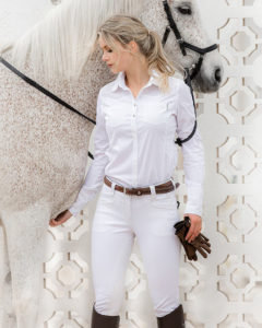 Flori Cotton Shirt