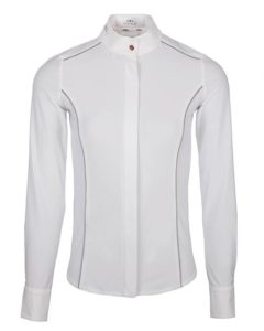 Lea Technical Competition Mesh Shirt