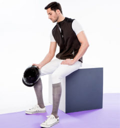 Arco Insulation Vest Black