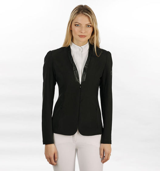 Ladies Collarless Competition Jacket