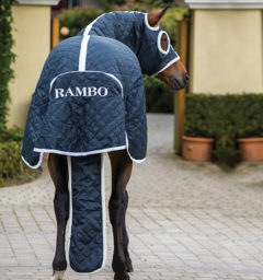 Rambo® Show Blanket Set