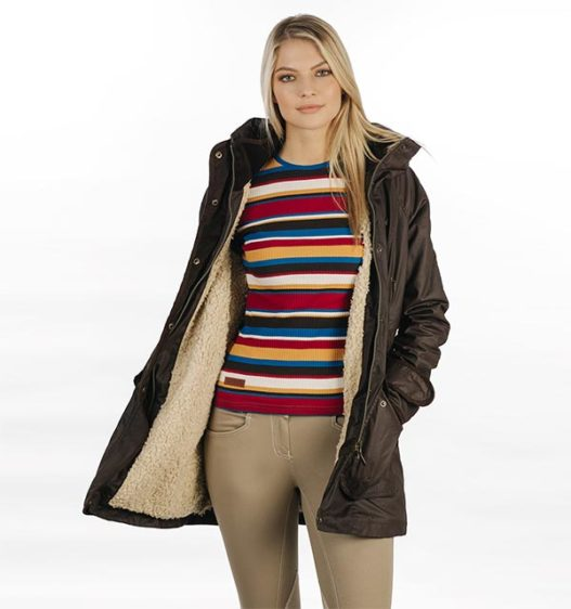 Elina Parka Jacket by Horseware