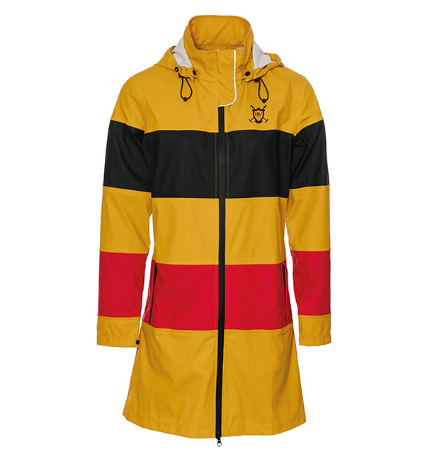 Sunflower All Season Rain Jacket