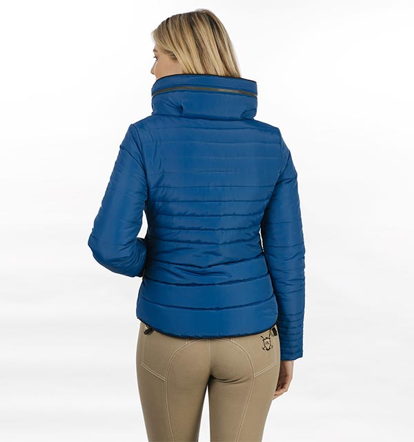 Horseware Ireland Maya Blue Gilet Winter Collection 2018