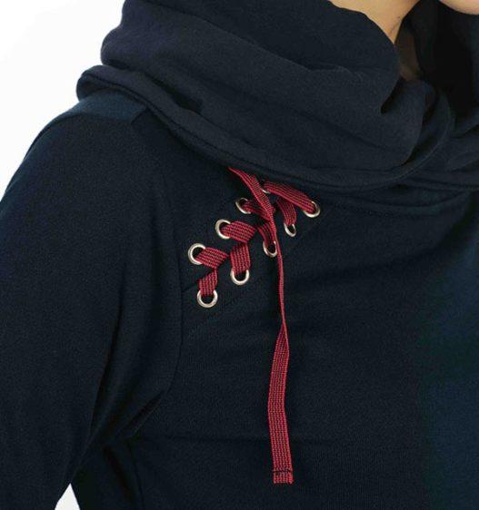 Colette Cowl Neck Sweater