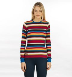 Long Sleeve Knit Top by Horseware