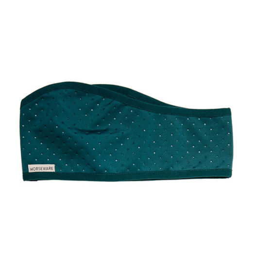 Multi-sport Ear Warmers storm green by Horseware