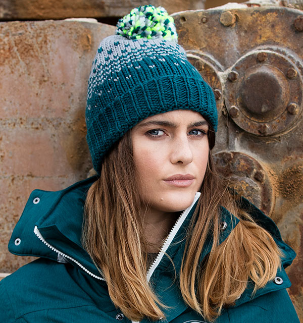 65ef3ab081c Bobble Hat and Snood - Horseware Ireland - Ladies Collection - SHOP NOW