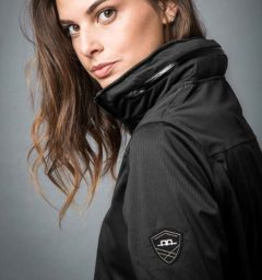 Acqua Waterproof Jacket - Black