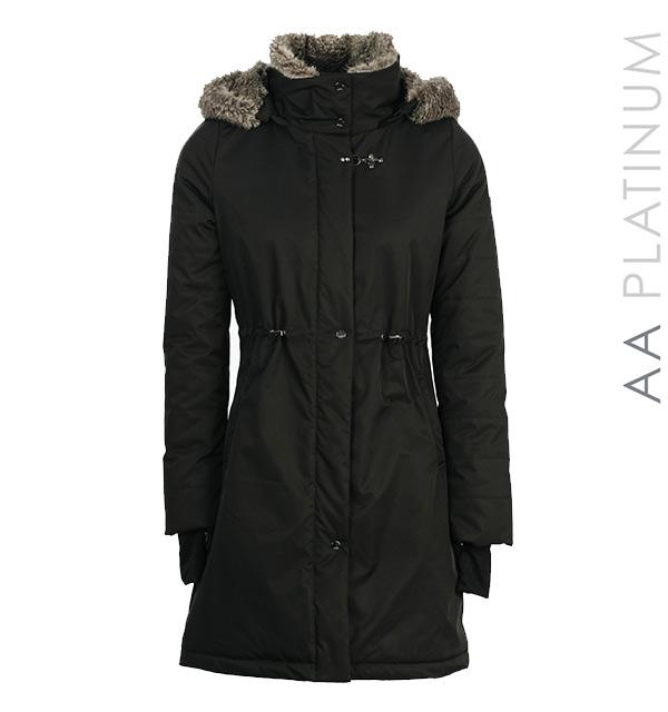 8c4263693bab Luxurious Lugano Long Ladies Coat - Alessandro Albanese - Horseware ...