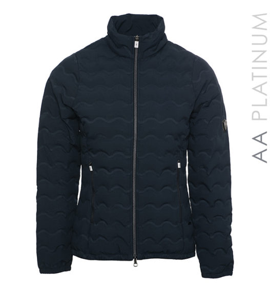 Ladies Cortina Padded Seamless Jacket