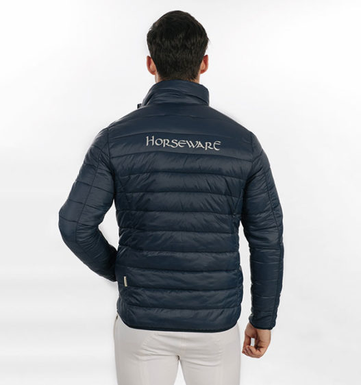 Padded Jacket with Horseware logo on the back