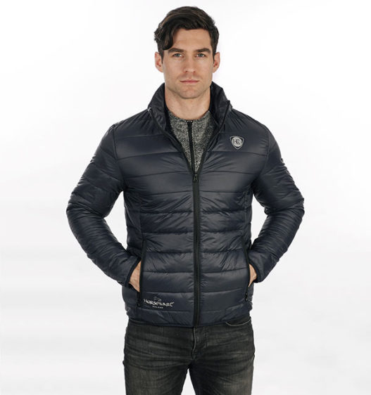 Padded Jacket with Horseware logo